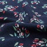 Tissu de rayonne avec des épaisseurs de draps tissu imprimé
