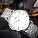 Men's Slim Watch Watch occasionnel logo personnalisé de montres de plongée Japon Mouvement Quartz Watch Watch