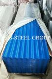 Нигерия Diamond рельефным кривой лист крыши/665K. ММ PPGI гофрированный крыша и стены