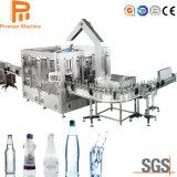2019 Nouvelle condition et bouteille de verre à petite échelle de l'eau de lavage et de remplissage aseptique d'équipement d'étanchéité et l'emballage de la machine de remplissage de boissons
