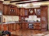 Carvalho Vermelha Americana Cozinha sólidos de madeira de carvalho vermelho - 3