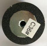 Mola di lucidatura dell'abrasivo per resina di pietra 4*2*5/8-11 legato
