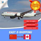 Service de fret aérien à partir de Shenzhen à Vancouver