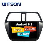 Witson 9'' de l'écran Lecteur de DVD de voiture GPS pour Suzuki S-Cross/Sx4 2014