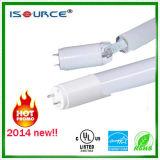 2014 nuova UL Dlc T8 LED Tube di 1.2m Length 18W
