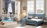 Einfache Art hölzernes Double Bed Adult Bed (M-X1001)