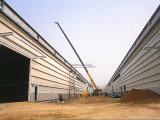Taller/almacén de acero ligeros de ignifugación de la construcción