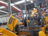 2017 Jahr-neue Art Oj-15 1.5 Tonnen-Qualitäts-heiße Verkaufs-Rad-Ladevorrichtung Hoflader hergestellt in China