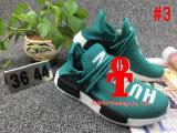 . [avec le cadre d'originaux] 2017 chaussures de course extérieures de races humaines de Nmd d'espadrille de formation de race humaine de Nmd Pharrell Williams de femmes de mode bon marché d'hommes