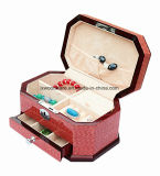 Коробка нот ювелирных изделий высокой отделки рояля лоска деревянная