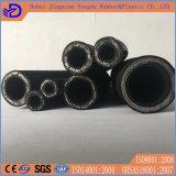 En hydraulique tressée 853 2sn de boyau de fil d'acier 1/4 pouce