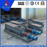 시멘트 플랜트를 위한 Ls 시리즈 곡물 나선 나사형 콘베이어