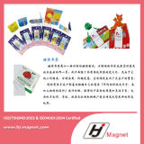 China-Gummimagnet-Fertigung-bunter flexibler Magnet