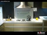 Мебели кухни Welbom конструкции кухонного шкафа кухни стены оптовой самомоднейшие