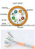 Cat7 SFTP LAN-Kabel (ID-CA7SF-PVC)