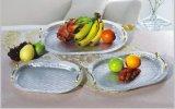 Plateau de fruits avec poignée en métal