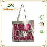 Totalizador promocional pesado del algodón bolsa lienzo