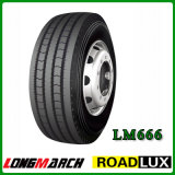 Pneu de camion tout acier Longmarch 295/80R22.5 pneu pour camion lourds