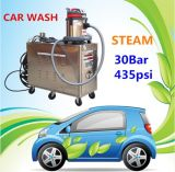 30bar/435psi Diesel Steam Car Washer, Steam Cleaner