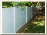 Dy001 de la vie privée jardin clôture PVC