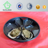 FDA Approval China Manufacturer Custom Whoesale Oyster Display Oyster Trays in Supermarket