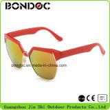 Óculos de sol redondos do frame da forma agradável do projeto