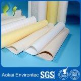 Промышленный войлок PPS иглы ткани фильтра для фильтра мешка сборника пыли