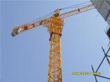 De Maximum Lading van de Toren van Hsjj van de Kraan Qtz125 (TC6018) 10t