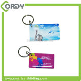 Mini indicateurs de clé ultra-légers de PVC ISO14443A Smart Card MIFARE C
