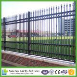 China Manufactur 2.1m (H) X2.4m (W) galvanisierte fechtend, preiswertes Zaun-Panel, Zaun-Entwürfe