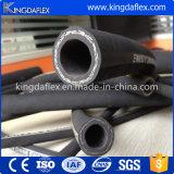 Stahldraht-umsponnener hydraulischer Schlauch SAE-100 R1at