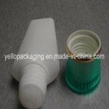 Container van de Schoonheidsmiddelen van de Fles van de Room van het zonnescherm de Verpakkende Kosmetische Verpakkende
