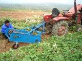 Tracteur d'agriculture Mettre en œuvre une moissonneuse batteuse à une seule rangée à vendre