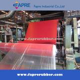 Nr industriel (naturel) SBR Cr (néoprène) NBR (Nitrile) EPDM Silicone Viton Br Butyl Iir Rubber Sheet Mat Roll