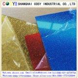 일요일 창 유리를 위한 투명한 다채로운 반투명 던지기 아크릴 장