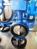 Di/Ci EPDM Sitzoblate-Drosselventil mit pneumatischem Stellzylinder