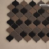 Самая лучшая продавая плитка мозаики фонарика Brown керамическая