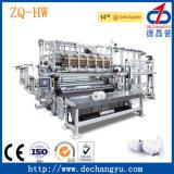 Rebobinadora de rollo de papel de alta velocidad
