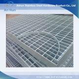 Barra d'acciaio galvanizzata tuffata calda che gratta con ISO9001: 2008