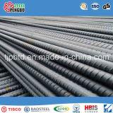 Barra de acero reforzado con barra deformada
