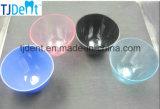 Material de dentisteria Flexibile suprimentos coloridos de mistura de gesso de borracha de vaporização (MB01)