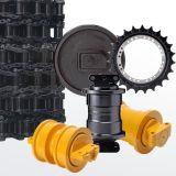 Case Excavatorsのための下部構造Parts