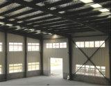 Estrutura de aço leve pré-fabricados para a Oficina Mecânica (KXD-47)