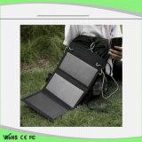 18W 2 지능적인 전화 정제를 위한 운반 USB 태양 충전기