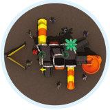 Le jeu extérieur de matériel de cour de jeu d'enfants de qualité place HD-Tsg014