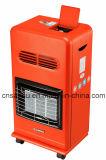 Gas móvil / calentador eléctrico ventilador con quemador cerámico SN08-DQ