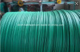 Покрынный PVC гальванизированный провод связи/провод утюга