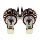 안개 LED 전구를 모는 1 6000k에서 자동 3000lm를 위한 30W LED 헤드라이트 장비 G3 H11 차 LED Headlamp 시스템 전부