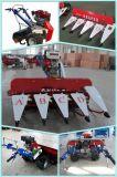 4gl120歩くトラクターの小型収穫機またはもみ米の収穫者