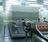 Máquina de congelação rápida rápida do túnel da máquina do congelador refrigerar de ar